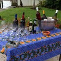 Tips on Setting Up The Bar for Your Holiday Simple Celebration