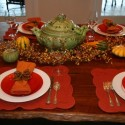 Fall Tablescapes – Halloween to Thanksgiving