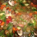 Farmers Markets Soup