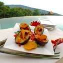 Grilled Avocado – Costa Rican Style