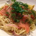 Pasta and Smoked Salmon – Light, Delicious, QUICK