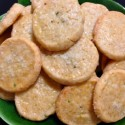 """Spicy Cheese Crisps – Another Awesome """"Make-Ahead and Freeze"""" Appetizer"""