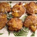 Garlic and Parmesan Smashed Potatoes – A Simply Wonderful Side!
